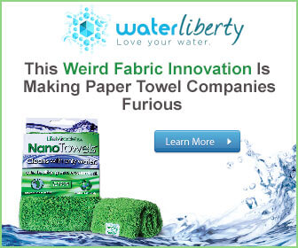 Nano Green Towels